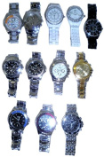 Wrist Watches For Men A Few Ladies Case Of 24