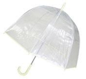Conch Umbrellas 1265BB Bubble Clear Umbrella Dome Shape Clear Umbrella