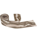 Matching Tie Guy 5366 XN19 HT - 110cm . Child Matching Hair Tie - Brown Tan & White Camouflage