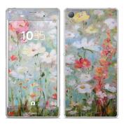 DecalGirl SXZ3-FLWRBLMS Sony Xperia Z3 Skin - Flower Blooms
