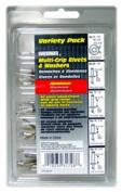 FPC FPC92VP Surebonder Multi Grip Variety Rivets & Washers
