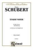 Alfred 00-K06424 SCHUBERT STABAT MATER V