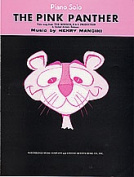 Alfred 00-2739Psmx Pink Panther The-Ps Orig 4Pg Ver Book