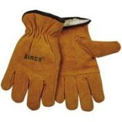 Kinco International Gloves Suede Thermal L 51PL-L