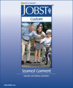 Jobst 101122 - Seamed Panty Girdle Two Legs Above Knee Open Pubis