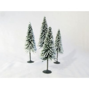 6 Pack Architectural Model Trees Snow Spruce (Product Catalogue