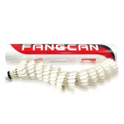 Fangcan Badminton Feather Shuttlecock for Training