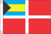 Taylor Made Products Bahamas Courtesy Boat Flag, 30cm x 46cm