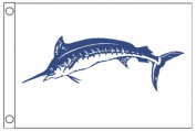 Taylor Made Products Blue Marlin Boat Flag