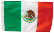 SeaChoice 78271 Mexico Flag 12 X 18-