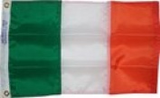 30cm x 46cm Irish Ireland Flag Sewn Stripes Boat Flag US Made Ships Fast WindStrong®