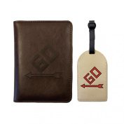 Monopoly - Passport Holder And Luggage Tag Set