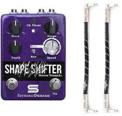 Seymour Duncan 11900-005 Tremolo Shape Shifter Pedal w/ Patch Cables