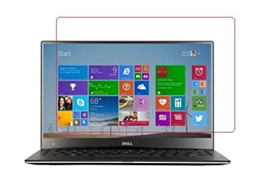 It3 Anti Glare (2x Pcs) Screen Protector for 34cm Dell New Xps 13 Touch Screen Laptop (2015)