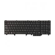 Replacement Keyboard for Dell Latitude E5520 E5520m E5530 E6520 E6530 E6540 Laptop Without Pointer and Backlight