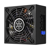 SilverStone Technology 500W SFX-L Form Factor 80 PLUS GOLD Full Modular Lengthened Power Supply with +12V single rail, Active PFC