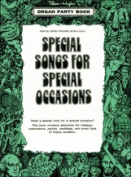 Alfred 00-116 P-H Organ Party Book-Songs Spec Occ Book