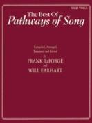 Alfred 00-39935 PATHWAYS OF SONG BEST-HI-BK & 2CD