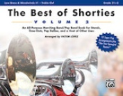 Alfred 00-42762 Best Of Shorties 2-Lo Br & Ww 1 Tc Book