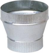 Imperial Manufacturing GV1358 24 Gauge Galvanised Increaser