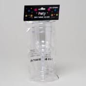 RGP G24230N Wine Glass Plastic Pack Of 48