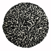 Presta 890146 Black and White Wool Compounding Pad