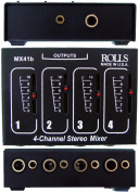 ROLLS MX41B Four Channel Mixer