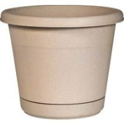 Southern Patio 12Rolled Rim Planter & Saucer S RR1212OT