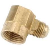 Anderson Metal 754050-0806 Lo-Lead Elbow .5 x .90cm .