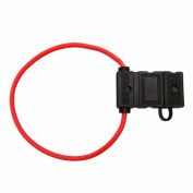 Keep It Clean Wiring Accessories FHC10 10g Atc Fuse Holder with Cover
