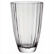 Majestic Gifts E63326-US Diva 24cm . High Quality Glass Vase