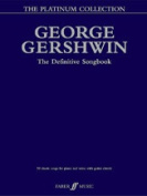 Alfred 12-0571526845 George Gershwin Platinum Collection - Music Book