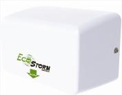 E-Z Taping System HD0940-17 110/120V EcoStorm Fast Hand Dryerin White