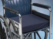 North Coast Medical NC91408 Norco Foam Wheelchair Cushion with Polycotton Cover 46cm . x 41cm . x 5.1cm .