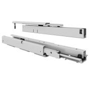 Fulterer FR775.ECD Soft Close No.175 Pantry Pullout Slide White 60cm .