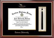 Campus Image MD999PMHGT Towson University Tassel Box and Diploma Frame
