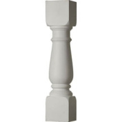 Ekena Millwork BAL05X24OX 13cm . W X 60cm . H Architectural Oxford Baluster - 19cm . with On Centre Spacing To Pass 10cm . Sphere Code