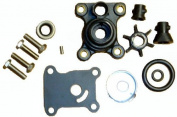 Water Pump Kit with Housing for Johnson Evinrude 9.9-15HP 1974-Up replaces 394711