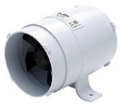 NEW SEACHOICE IN-LINE EXHAUST BLOWER - 4 SCP 41841