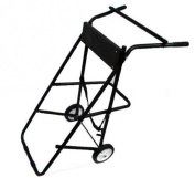 TMS T-OMC-130 Outboard Boat Motor Stand Carrier Cart Dolly, 60kg