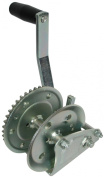 Fulton T1500Z0101 Single-Speed 680kg. Capacity Trailer Winch with 6.1m Strap