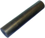 C.H. Yates Rubber 12243-5 5.1cm - 1.3cm x 30cm Marine Side Guided Roller with 1.6cm Shaft