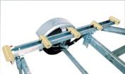 Tie Down 86118 1.5m Roller Bunk - Pair