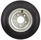 NEW LOADSTAR tyres ST185/80D13 D/5H MOD GALV TIR 3S336