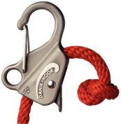 Danik-Hook Stainless Steel- Easy to Use, Knotless Anchor System- Perfect for Boats, Wave Runners, Buoy's, RV's, Campers, and All Personal Water Crafts - Never Tie a Knott Again, 100's of Uses, Reliable and Non Scratching Holding up to 3630kg with ..