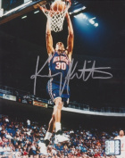 Real Deal Memorabilia KerryKittles8x10-2 Kerry Kittles Autographed New Jersey Nets 8x10 Photo