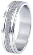 Doma Jewellery MAS03050-11 Stainless Steel Ring - Size 11