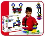 Wedgits Building Block Set Set 35