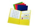 Pendaflex Oxford Divide-It-Up 4 Pockets Paper Folder 125 Sheets Pack - 25