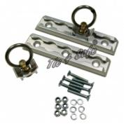 Tie 4 Safe PT06K-2LR01-2C 4.4cm . Aluminium L Track Fittings